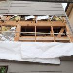 【雨漏り現場】雨漏りの原因がわかってよかった。足立区工務店