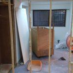 【東京都足立区】賃貸マンション改修工事中です。